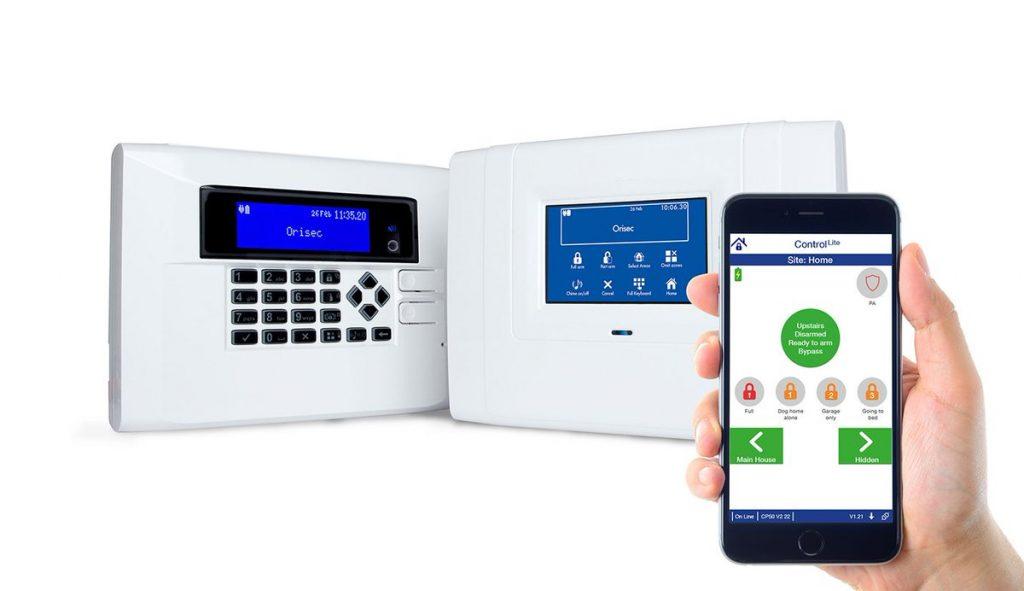 Future Tech Security - Orisec Alarm & App