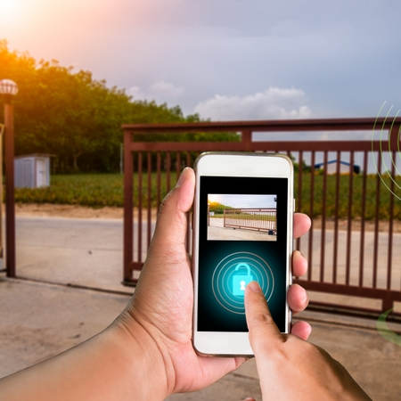 Future Tech Security Solutions - Gate Automation Mobile App
