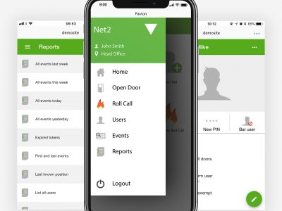 Paxton Access Control - Security App